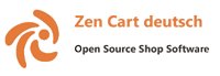Powered by Zen Cart 1.5.6 - deutsche Version